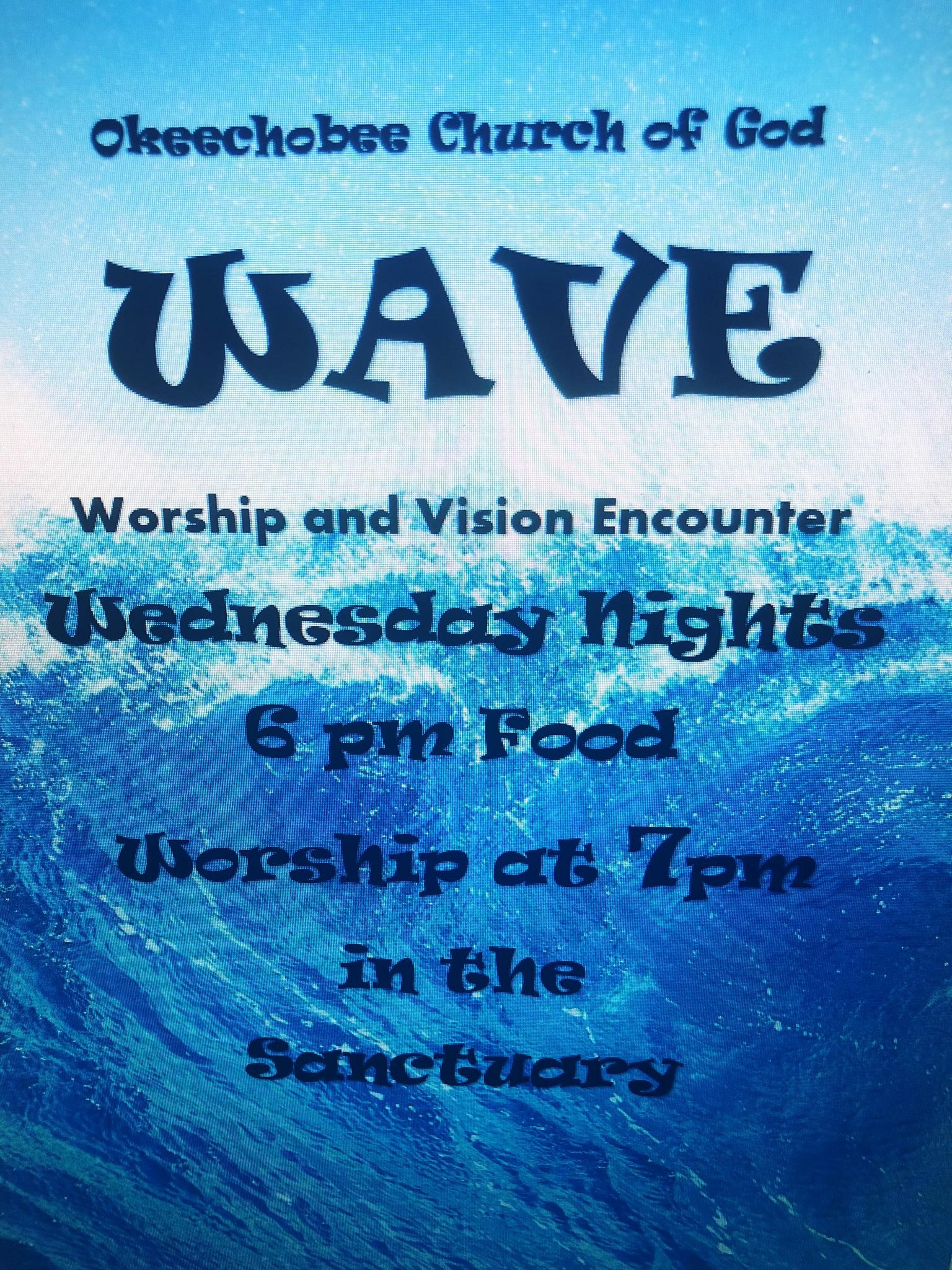 WAVE Ministries @ Okeechobee Church of God
